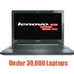 Rs Under 30,000 Laptops