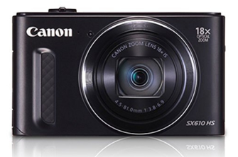Canon SX610 HS 20.2MP
