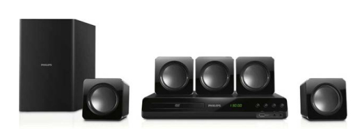 Philips HTD 3509-5.1