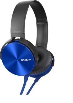 Sony Xb450 On Ear