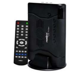 how to connect frontech tv tuner to pc