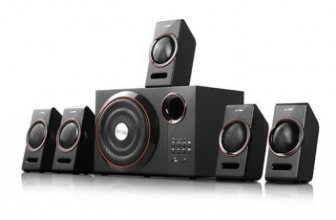 6 Best 5.1 Home Theater Speakers Under Rs 5000 Price (January 2017)