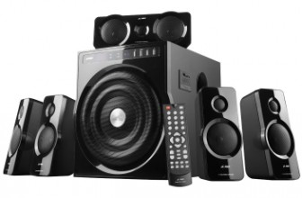 5 Best 5.1 Home Theater Speakers Under Rs 10000