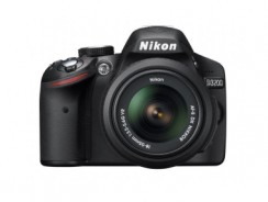 Nikon D3200 DSLR Camera Review, Price and Features
