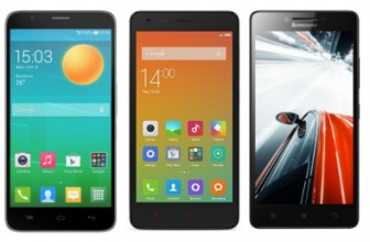 10 Best Android Mobile Phones Under Rs 10,000 2017