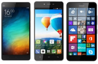 Best Mobile Phones Under Rs 15000 In India 2017